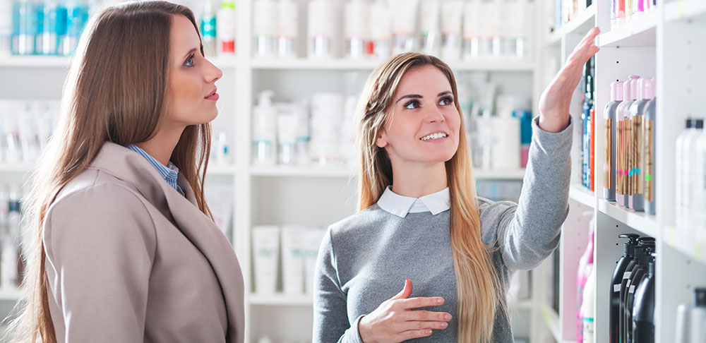 Use customer service to prevent shoplifting
