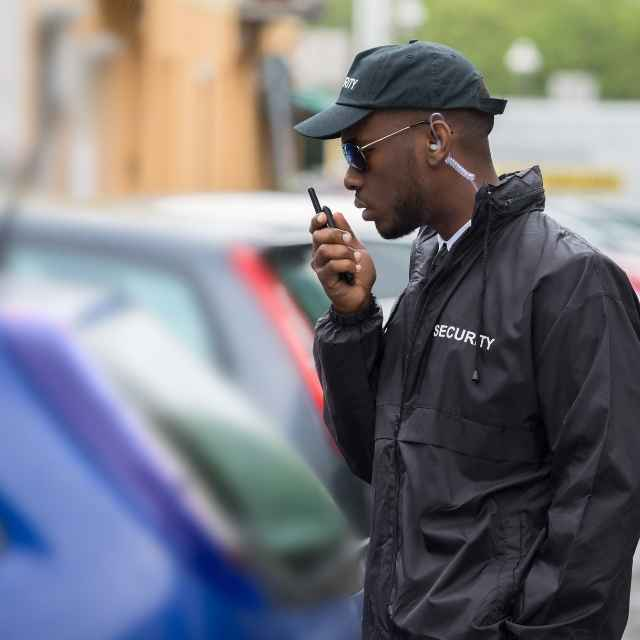 Our Private Security Guards Will Deter Crimes Inside Your Business!
