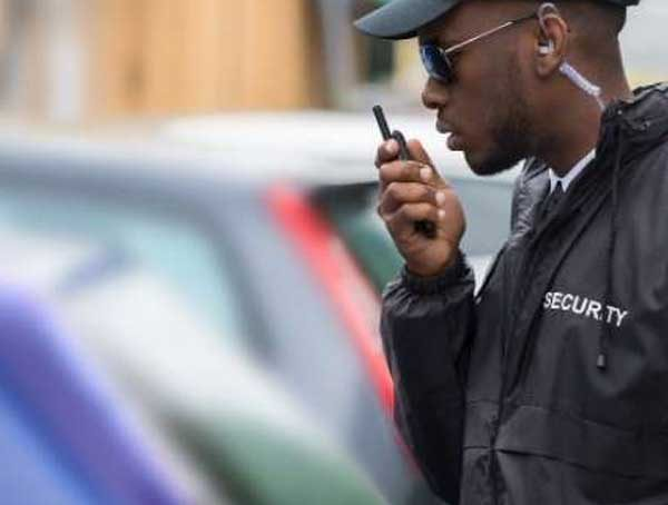 The Best Security Services in the Area