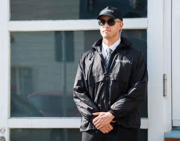 Work With Our Professional Security Guards